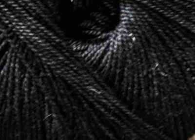 Пряжа Пехорка Пряжа Пехорка Успешная 220м Цвет.02 Черный