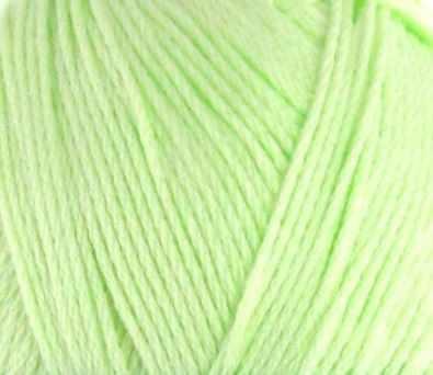 Пряжа Пехорка Пряжа Пехорка Хлопок натуральный Цвет.41 Салатовый