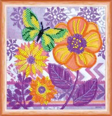 АМ-156 Удивительные цветы - Наборы для вышивания «Абрис-Арт»