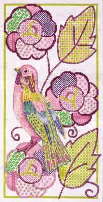 АН-029  Птичка-2  - Наборы для вышивания «Абрис-Арт»