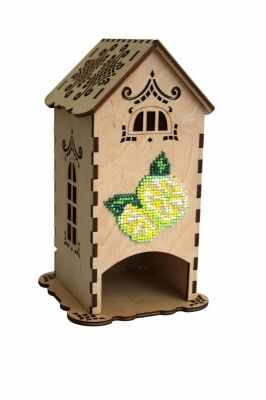 F-009 Чайный домик с лимоном - набор