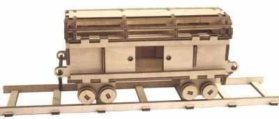 F-012 Вагон - набор
