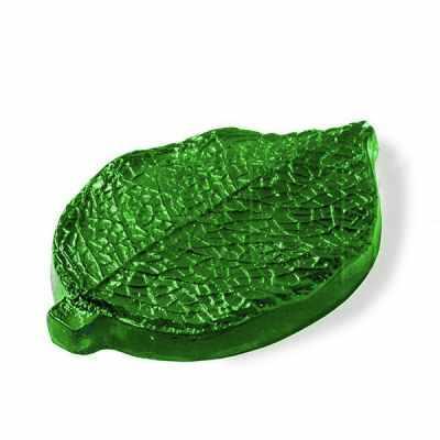 04-0006 Фактура розы лист - Молды для полимерной глины