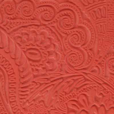 CE95002 Текстура для пластики резиновая 9х9 см Моменты - Инструменты для лепки из полимерной глины