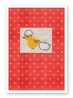 Набор для вышивания Luca-S (S)P-66 Набор для изготовления открытки