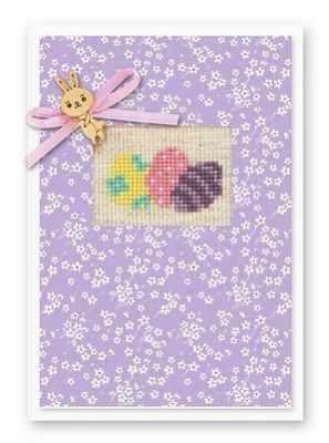 Набор для вышивания Luca-S (S)P-68 Набор для изготовления открытки