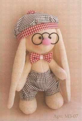 Набор для изготовления игрушки Ваниль МЗ-07