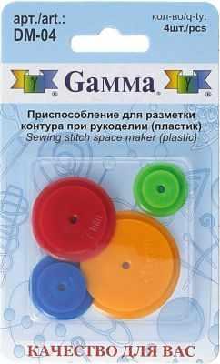 Аксессуар для шитья Gamma DM-04 Приспособление для разметки контура