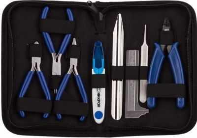 Инструмент для изготовления бижутерии Micron HTP-29 Набор инструментов для хобби и рукоделия