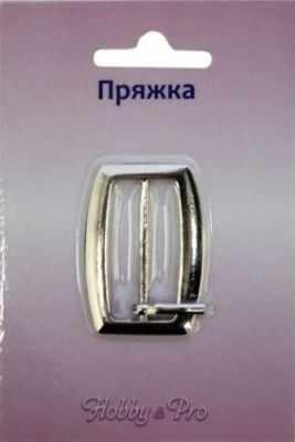 0321-8005 Пряжка 30мм (никель)