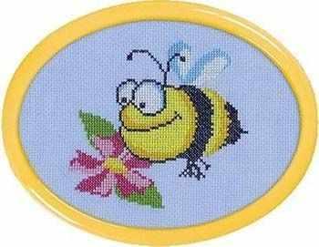 01.023.02 Шмель (Машенька) - Наборы для вышивания «Машенька»