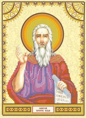 Основа для вышивания с нанесённым рисунком Абрис Арт АСК-041 Святой Илья - схема для вышивания (Абрис Арт)