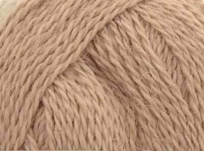 Купить со скидкой Пряжа Пехорка Деревенская Цвет.337 Лама