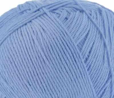 Пряжа Пехорка Пряжа Пехорка Хлопок натуральный Цвет.05 Голубой