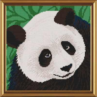 НС 2255 Панда - Наборы для вышивания «Nova Sloboda»