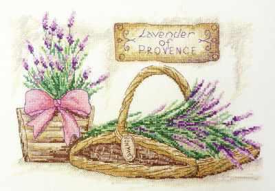 Фото - Набор для вышивания Марья искусница 11.003.09 Очарование прованса набор для вышивания марья искусница 16 001 04 дубовые листья