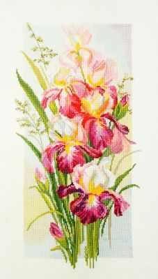 Купить со скидкой 04.004.08 Цветение ирисов (МИ)