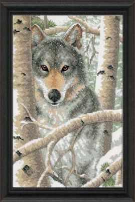 3228 DMS Зимний волк