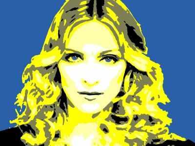 304001040 Мадонна - Картины из песка