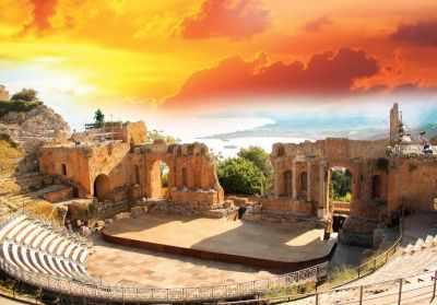 10316 Сицилия, Италия, 1000 деталей - Пазлы
