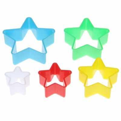 114617  Набор форм для печенья Звезда