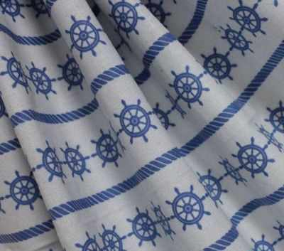 AM602006 Ткань Морская коллекция№6
