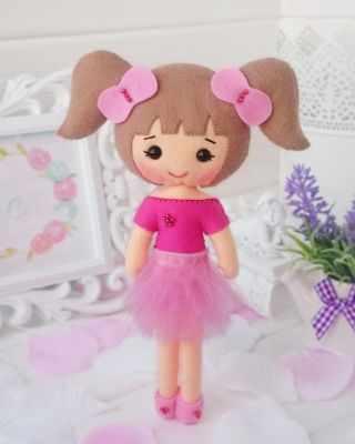 Набор для изготовления игрушки ТУТТИ 04-02 Балерина Софи