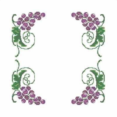 ККСН/хб/06 Набор для салфетки (Каролинка) - Вышиванки «Каролинка»