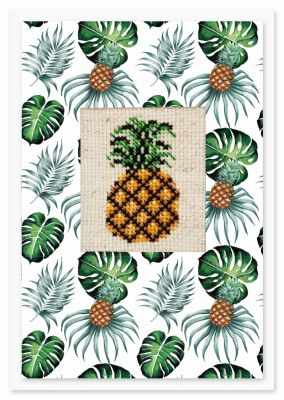Набор для вышивания Luca-S (S)P-69 Набор для изготовления открытки