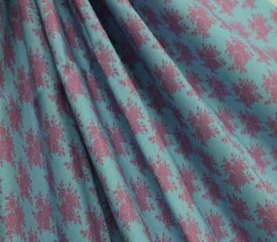 AM590011 Ткань Нежные винтажные розы№12