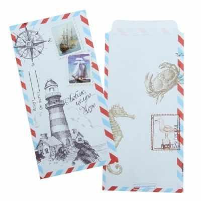 Подарочный конверт Арт Узор 1021086 Конверт подарочный