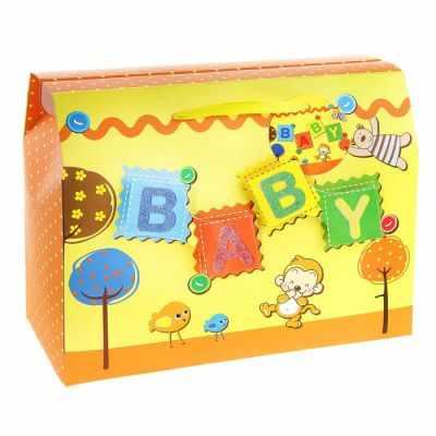 Подарочная коробка - 178747 Коробка-сундучок