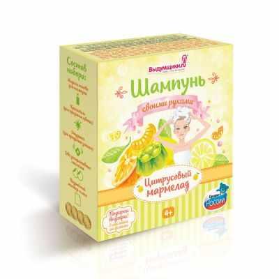 Наборы для мыловарения Выдумщики 4603728015095 Набор для изготовления шампуня