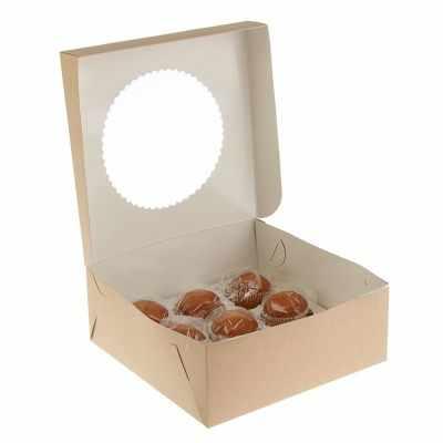 Упаковка для выпечки Pasticciere 1358907 Упаковка для маффинов