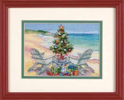 8832 DMS Рождество на пляже