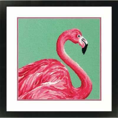 20086 DMS Розовый фламинго