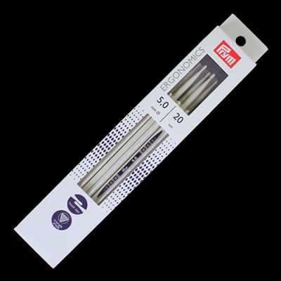 194206 Спицы чулочные Ergonomic, 5мм/20см - Инструменты для вязания