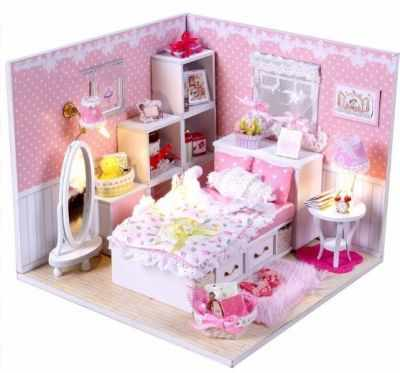 MI-000032 Спальня принцессы