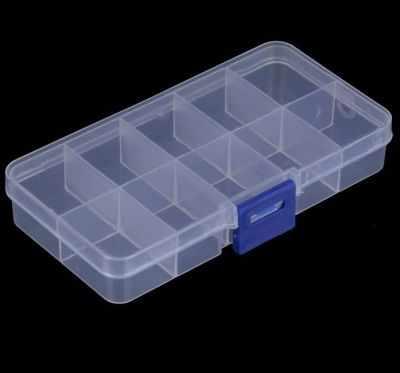 Органайзер - 131275 Бокс для хранения, 10 отделений