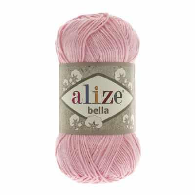 Пряжа Alize Пряжа Alize Bella Цвет.32 Св.розовый