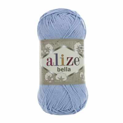 Пряжа Alize Пряжа Alize Bella Цвет.40 Голубой