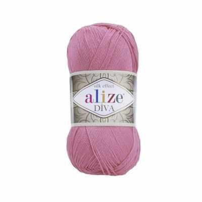 Пряжа Alize Пряжа Alize Diva Цвет.178 Розовый недорого