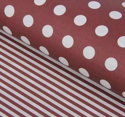Бумага для упаковки подарков - 1558472 Бумага двухсторонняя