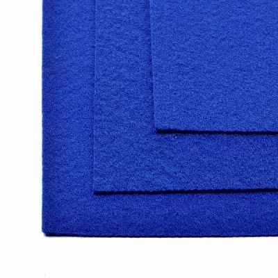 Ткань IDEAL TBY.FLT-H1.675 Фетр листовой жесткий, синий