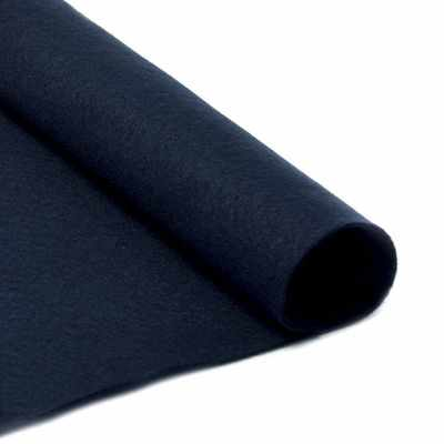 TBY.FLT-S1.655 Фетр листовой мягкий, черный