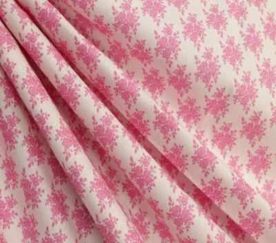 AM590000 Ткань Нежные винтажные розы№1