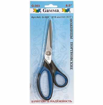 Ножницы для шитья Gamma G-303 Ножницы GAMMA портновские 215 мм