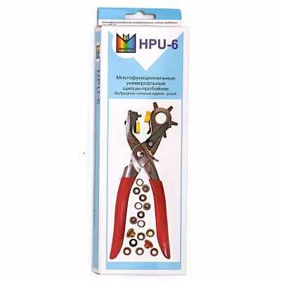 HPU-6 Щипцы  пробойник  Micron  - Инструменты и аксессуары для шитья