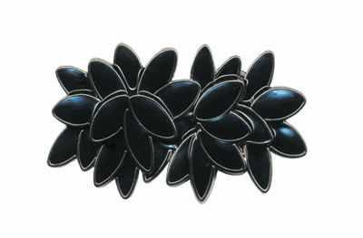 Швейная фурнитура Micron GH 1069 Застёжка Micron №04 никель (черный)