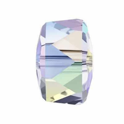 5045 Crystal Бусины стеклянные  Сваровски  6 мм, перламутр (001 AB) - Бусины